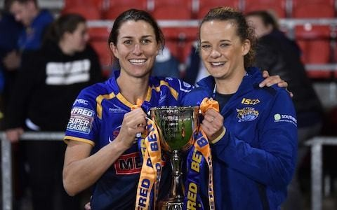 Leeds Rhinos star Lois Forsell 'heartbroken' after serious knee injury forces retirement