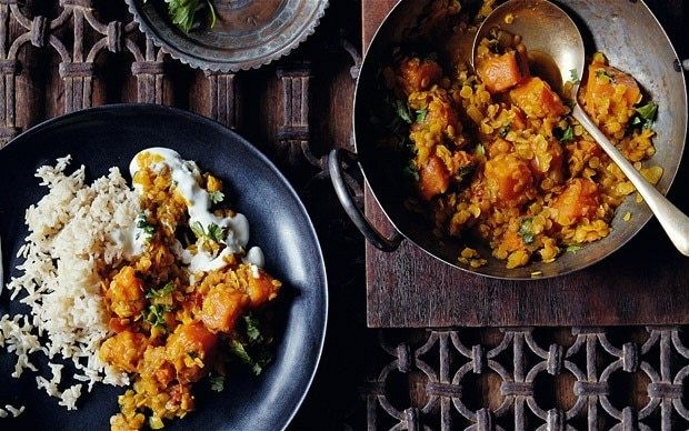 Spice it up: fragrant curry recipes for an Indian feast