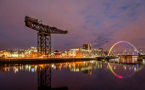 36 Hours in... Glasgow