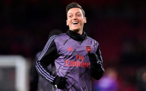 Arsenal face China crisis over Mesut Ozil's condemnation of treatment of Uighurs