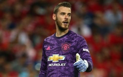 David De Gea agrees six-year Manchester United contract worth £117m to become world's highest-paid goalkeeper