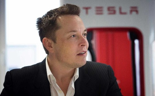 Elon Musk reveals he is reading book about Casanova, Napoleon and Mohammed — and it sells out