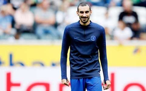 Chelsea to loan Davide Zappacosta to Roma as young right-back Reece James prepares for first-team chance