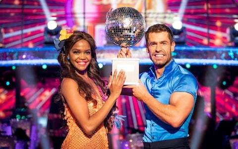 Strictly Come Dancing 2019: the Final, review - Tears of joy as Oti Mabuse and 'latecomer' Kelvin Fletcher win the Glitterball trophy