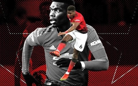 The criticism of Paul Pogba is over the top - he is Manchester United's only elite level player