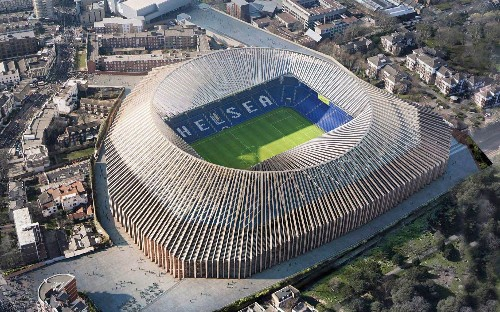 Chelsea allow planning permission for Stamford Bridge rebuild to lapse but insist project has not been scrapped