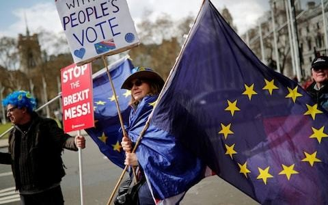 Extreme Remainers are driven by a misguided pessimism about Britain's future