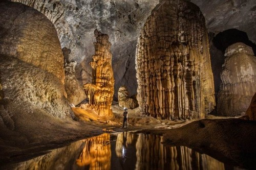 In pictures: Inside Hang Son Doong, the world's largest caves in Vietnam - Telegraph
