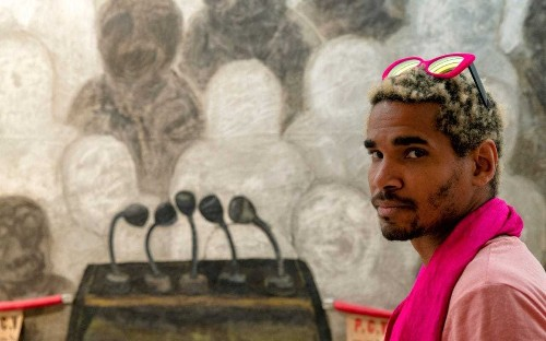 Life after Castro unrelenting for Cuban artists ahead of 'sham' referendum