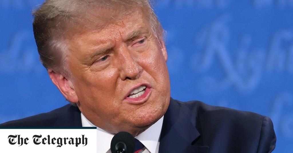 In the ugliest debate ever, Trump defeated himself