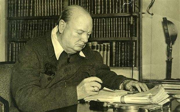 Winston Churchill's drinking was one thing, but what about his drug-taking?