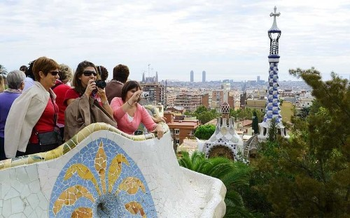 Has Barcelona been spoilt by tourism?