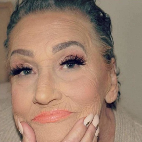 Meet the 80-year-old 'Glam-ma' beauty blogger whose makeovers are going global