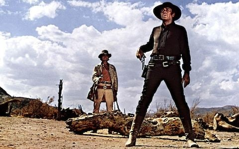 Once Upon a Time in the West: behind the scenes of the greatest Western ever made