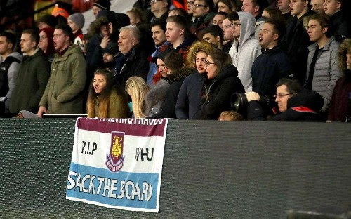 West Ham fans warned to stop calling 999 to complain about their plight