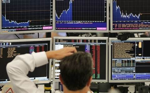 Something is stirring up stock markets, and it's not Brexit