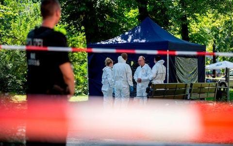 German police suspect 'second Skripal case' after man shot dead in park