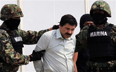 Mexico drug lord El Chapo's network of secret tunnels