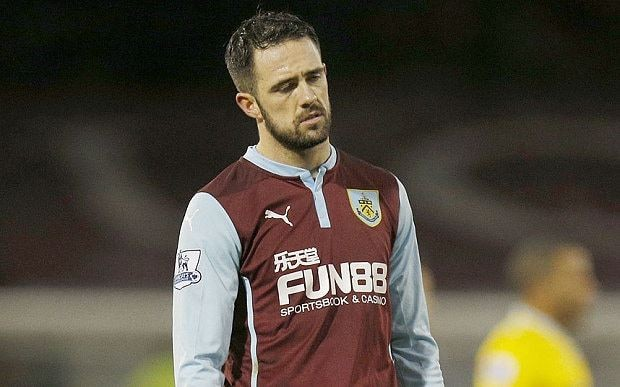 Liverpool transfer news: Brendan Rodgers hopes to sign Danny Ings this month but loan him back to Burnley