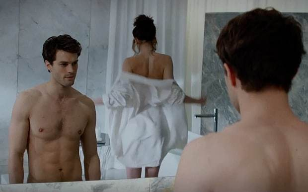 Fifty Shades of Grey censors book's most infamous scene