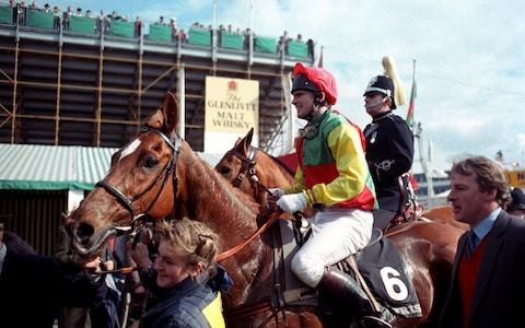 Thirty years on from my Grand National victory on Mr Frisk and I am still waiting for a proper victory party