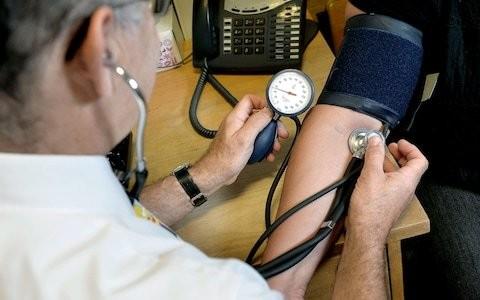 Most men over 50 should be prescribed blood pressure drugs