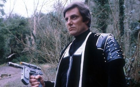 Paul Darrow, actor cherished by science fiction fans for his role as the sardonic anti-hero Avon in 'Blake's 7' – obituary