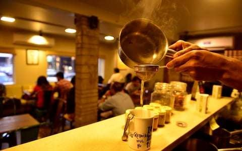 Indian coffee chain in hot water over facial recognition technology