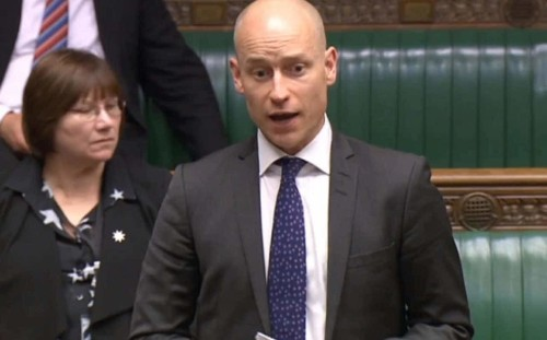 Stephen Kinnock accused of hiding daughter's £29,000 a year private education