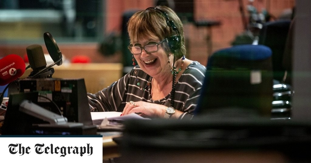'Our sex, we share': Jenni Murray's last Woman's Hour was the sound of a feminist putting her foot down