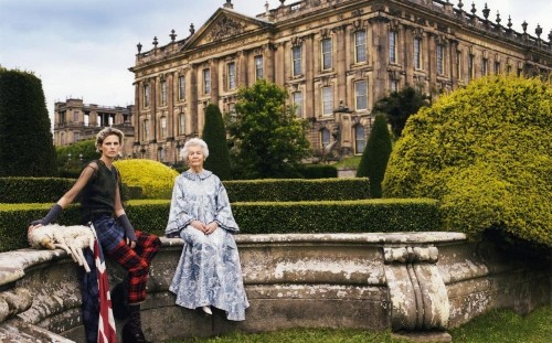 A treasure trove of fashion at Chatsworth - House Style: Five Centuries of Fashion, review