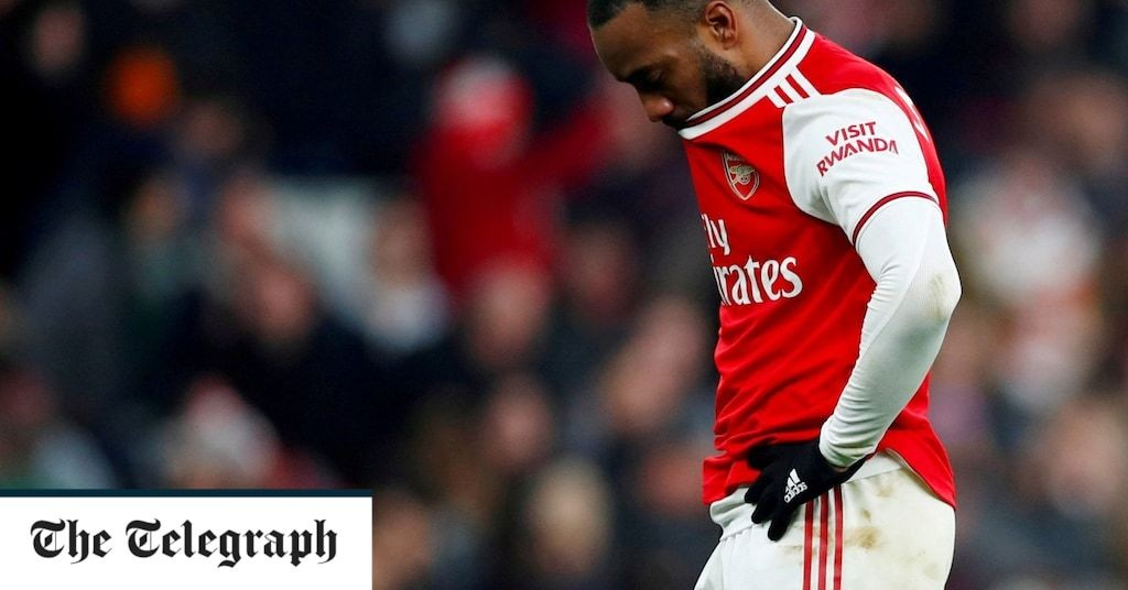Why Alexandre Lacazette is reaching the crunch point of his Arsenal career