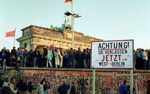 Poll shows Germany still divided 30 years after fall of Berlin Wall