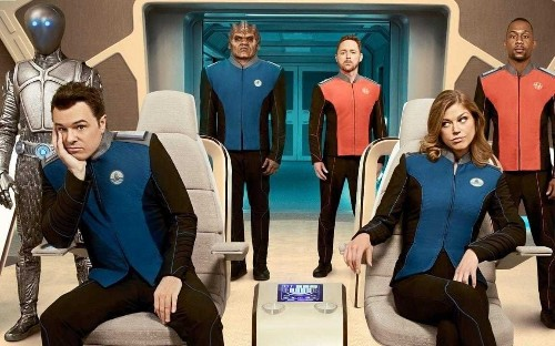 Star Trek: Discovery not going boldly enough for you? Then set a course for The Orville