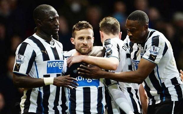 West Ham United 1 Newcastle United 3: match report