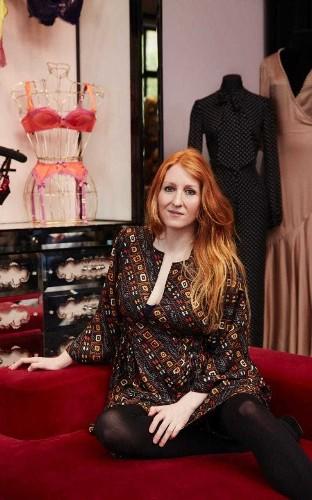Style & Substance: Sarah Shotton, creative director of Agent Provocateur