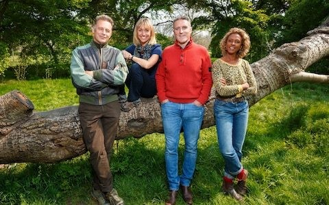 BBC Springwatch to enlist viewers for major data-gathering survey on Britain's gardens