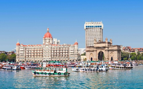 Inside the Mumbai hotel where William and Kate will stay this weekend