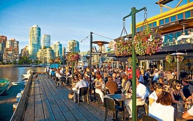 Vancouver: the world's best city?