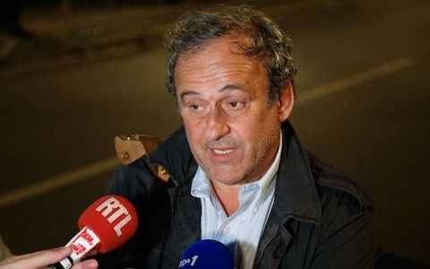 Former Uefa president Michel Platini detained by police over awarding of 2022 World Cup to Qatar