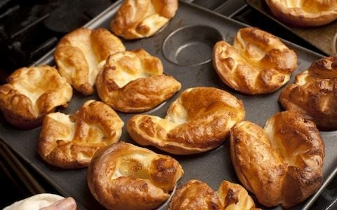 The best Yorkshire pudding recipe to make with a roast