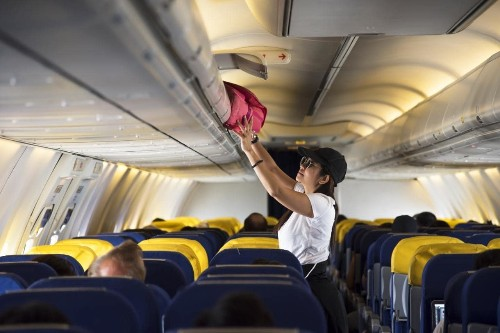New health concerns - and cancer link - over toxic cabin air breathed by 3.5 billion passengers each year