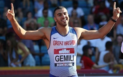British sprinter Adam Gemili restored to top-level funding