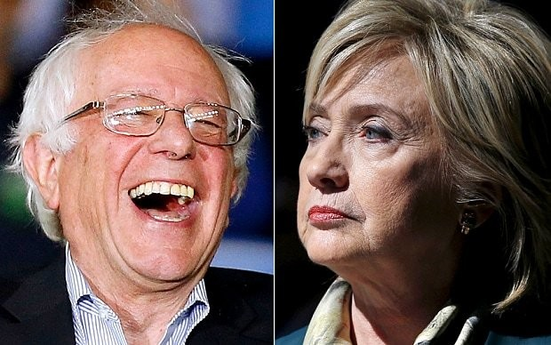 Why Bernie Sanders could throw a spanner in Hillary Clinton's well-oiled machine