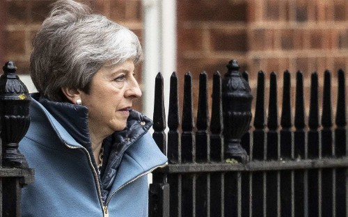 For the sake of the country and the future of her party, Mrs May must go