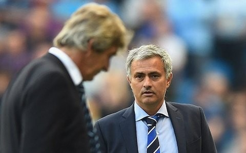 Spurs head coach Jose Mourinho is no friend of mine and he is not special, says West Ham manager Manuel Pellegrini