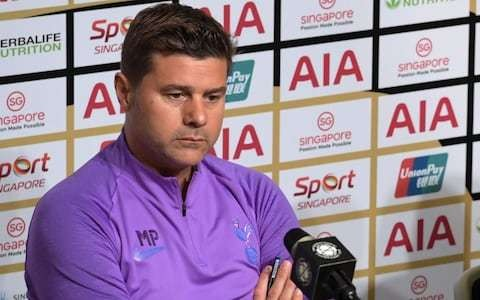 Mauricio Pochettino admits he may have left Tottenham if they had won Champions League