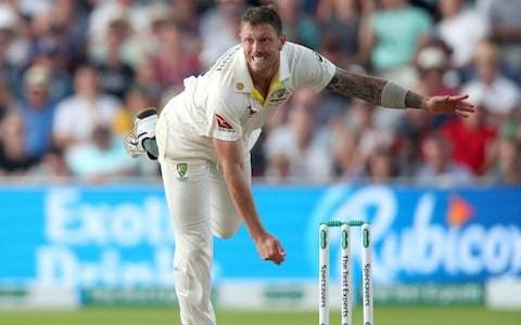 Australia set to recall James Pattinson for third Ashes Test, with Peter Siddle likely to miss out