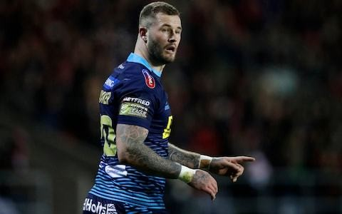Zak Hardaker: 'I'm more clued up now than in 2017 and the three-day drinking session post-England match'