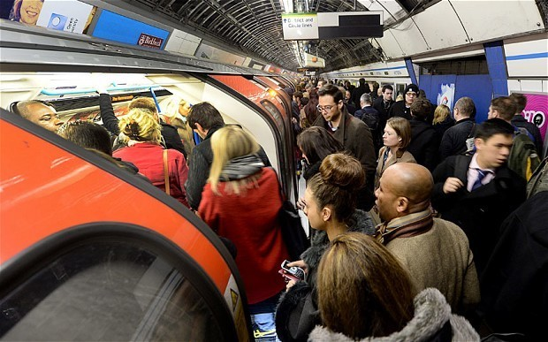 Tube workers to strike over sacking of driver who failed two alcohol breath tests